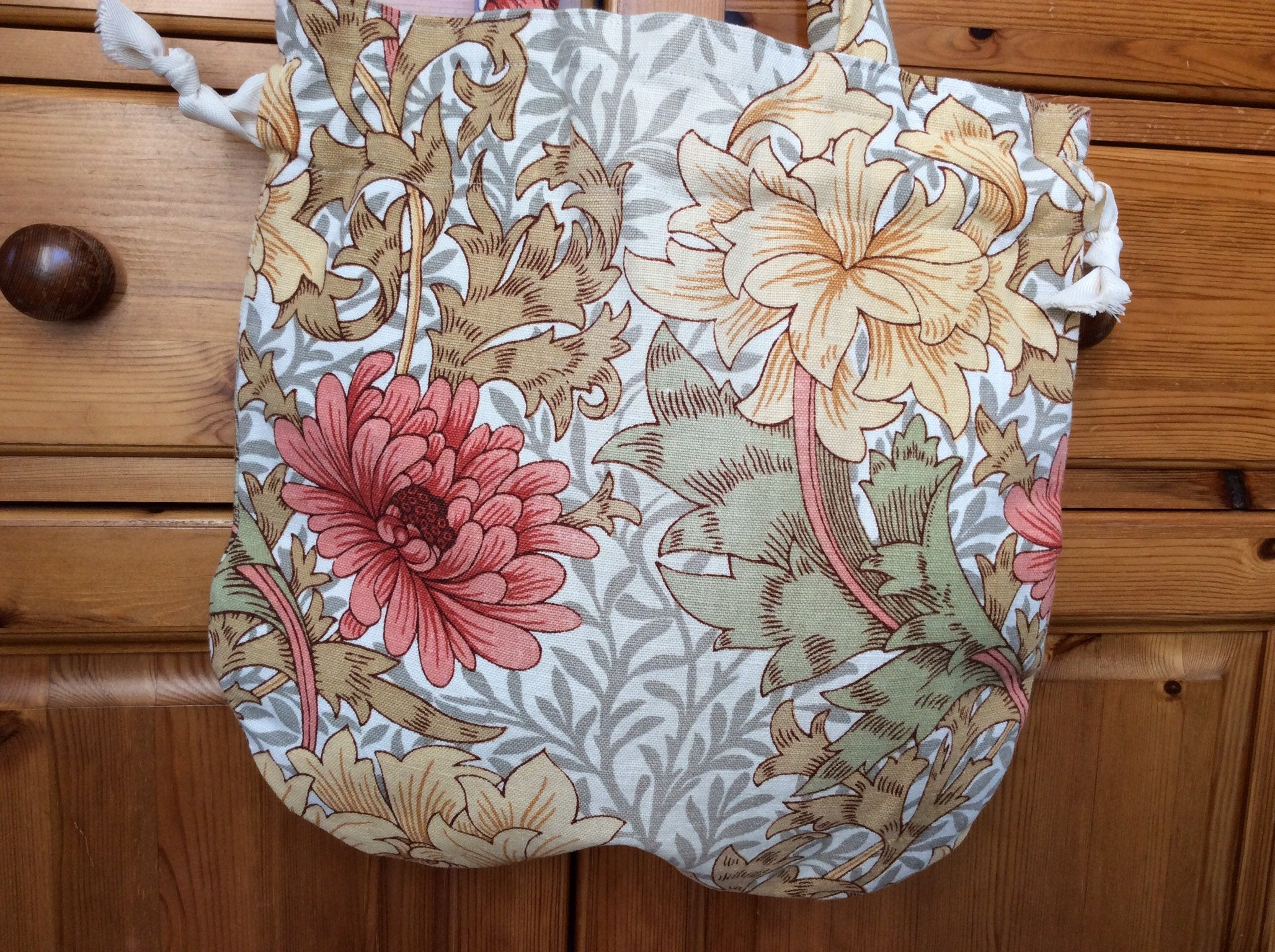 Tote Bag - Sanderson fabric